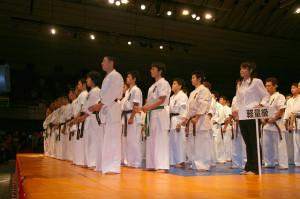2007 第24回 ウエイト制全日本空手道選手権大会