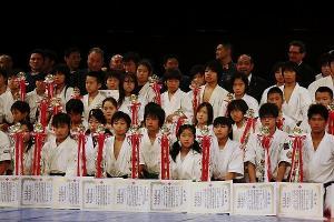 2010 第15回 グランドチャンピオン決定戦  全日本少年少女空手道選手権大会