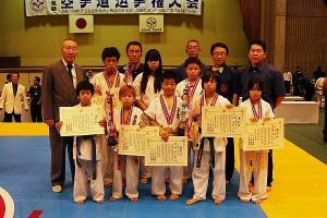 2010 第9回 北信越空手道選手権大会