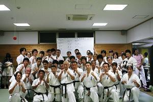 2010 秋期昇段審査会