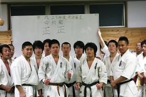 2011/2/27 昇段審査
