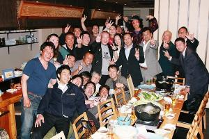 2011/4/8 送別会