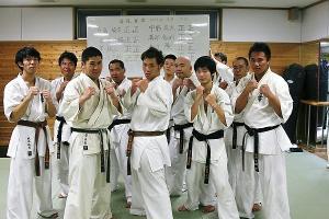2011/9/18 秋期昇段審査会