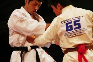 2011 第27回 ウエイト制全日本空手道選手権大会