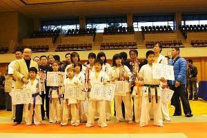 2011 第5回 都CLASSIC空手道選手権大会