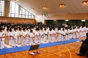 2011あすなろ杯 三重県空手道新人錬成大会