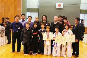 2011 第3回サムライ杯 四国 春の陣空手道選手権大会