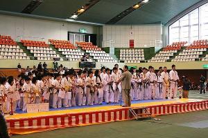 2011 第2回北信越学生空手道選手権大会 第6回富山県空手道選手権大会