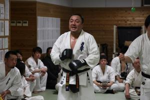 2012 橋本浩嗣先生 50人組手