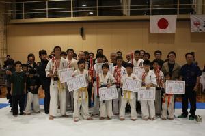 2013 第11回 オープントーナメント三重県空手道選手権大会