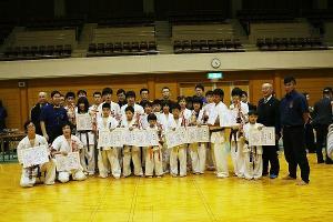 2013 第7回 都CLASSIC空手道選手権京都大会2013