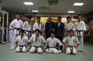2013 秋昇段審査