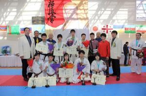 2014 第1回 ジュニア世界空手道選手権大会