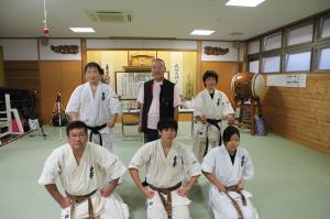 2014 秋昇段審査9月