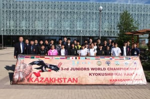 2018 カザフスタンジュニア世界大会