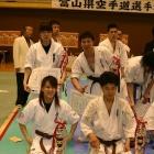 2007 第2回富山県空手道選手権大会