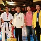 2008 第2回極真連合杯 世界空手道選手権大会