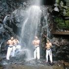 2009 鏡開きと滝浴び