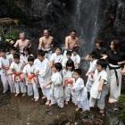 2010 鏡開き・滝浴び