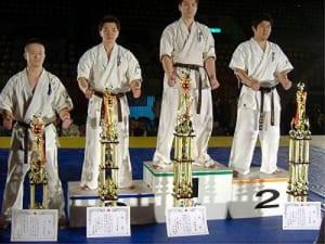 瀕死の思いで4位入賞('05韓国オープン)